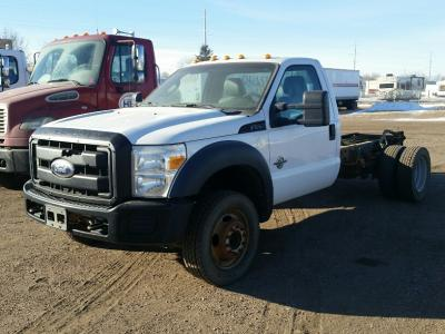 FORD F550 Truck