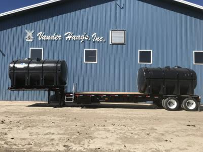 DEMCO LIQUID TENDER Trailer