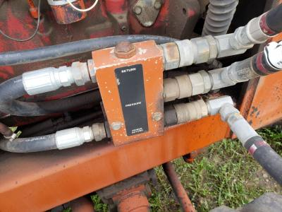 DITCH WITCH R40 Hydraulic, Misc. Parts