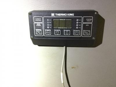 THERMO KING ALL OTHER APU, Control Panel