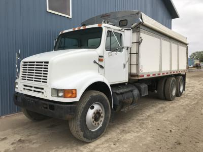 international 8100 truck
