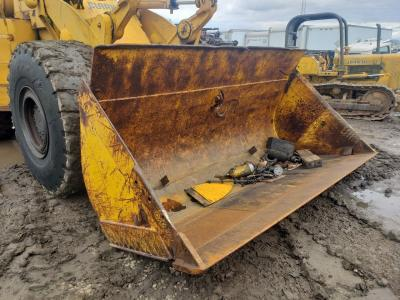 CLARK 175A Wheel Loader Attachments