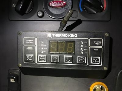 THERMO KING TRIPAC APU, Control Panel