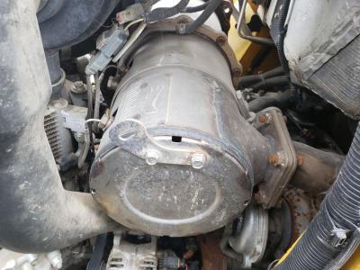 John Deere 310SK Exhaust DPF