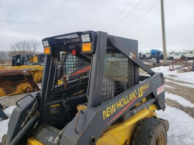 NEW Holland LS160 Cab Assembly