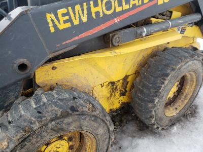NEW Holland LS160 Fender