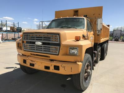 1993 Ford F900 Parts Unit