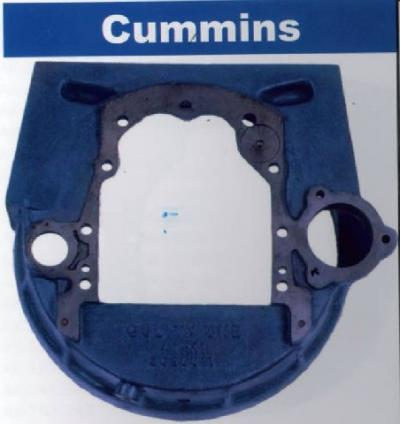 CUMMINS BCIII Flywheel Housing