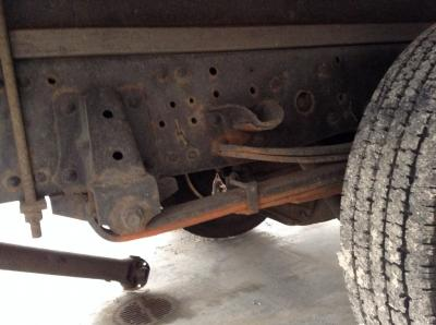 GMC W3500 Leaf Spring, Rear