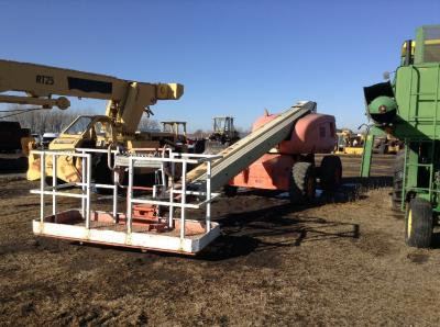 JLG 600S Equipment Parts Unit