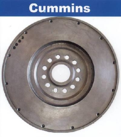 CUMMINS ISX Flywheel