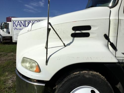 2006 Mack CX VISION Hood: White