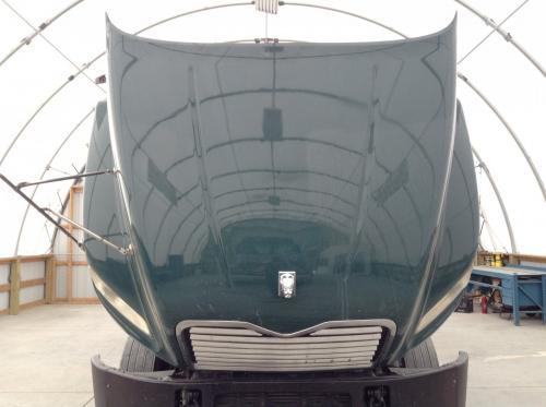 2011 Mack CX VISION Hood: Green