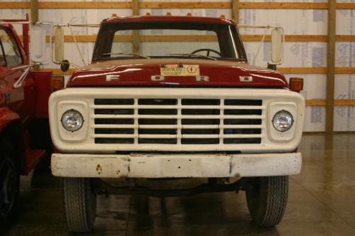 1979 Ford F600 Museum Unit