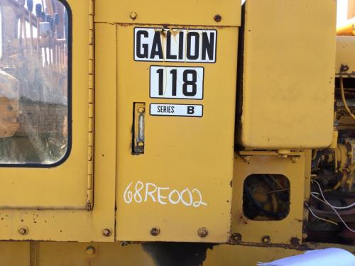Galion 118-B Hydraulic Reservoir