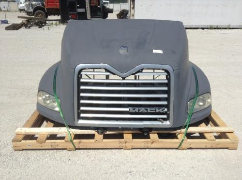 2010 Mack CX VISION Hood: White
