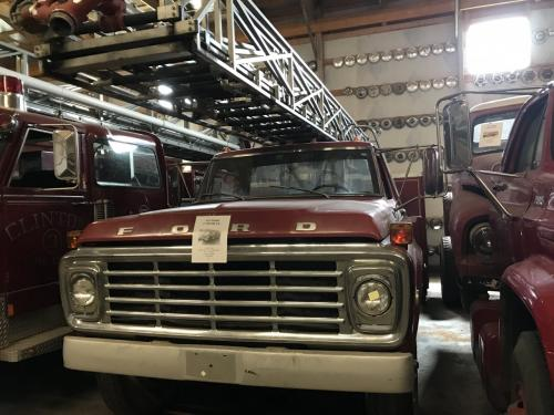 1975 Ford F750 Museum Unit