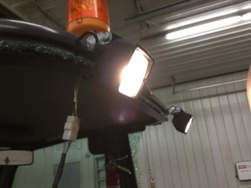 2008 Volvo L20B Lighting, Misc.