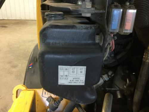2008 Volvo L20B Windshield Washer Reservoir
