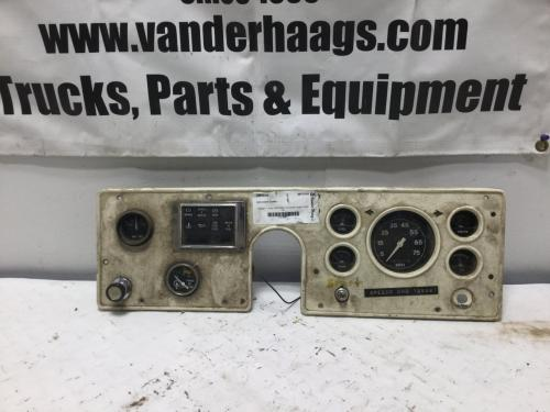 Ford B700 Instrument Cluster