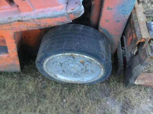1978 Toyota 02-FGC15 Tire And Rim