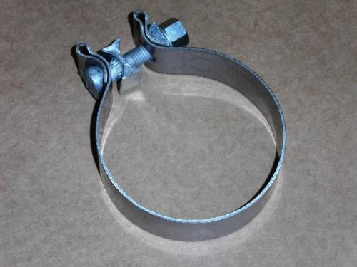 Donaldson J000208 Exhaust Clamp