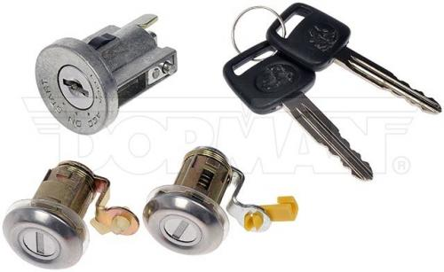 Isuzu NPR Ignition Switch