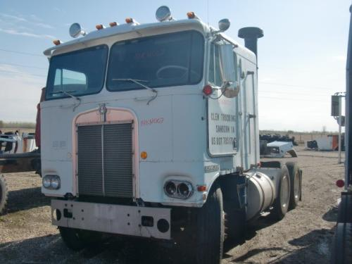 1981 Kenworth K100 Parts Unit