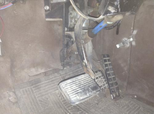 International S2500 Foot Control Pedals