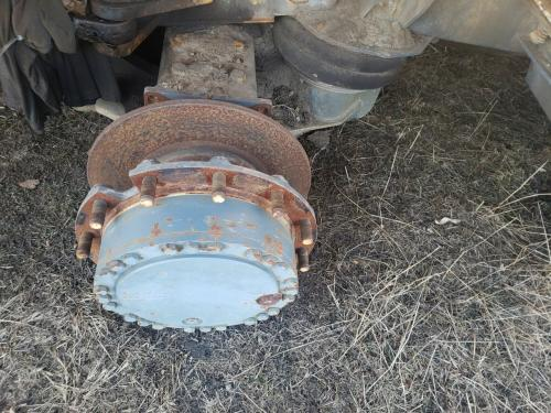 2001 Terex TA25 Equip Axle Assembly, Rear: P/N 15310082