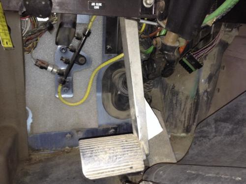 International 9400 Foot Control Pedals