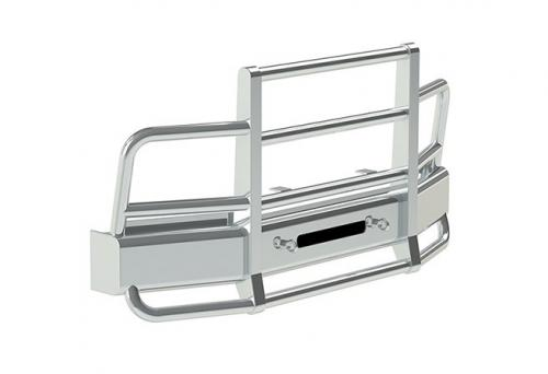International WORKSTAR Grille Guard