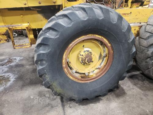 Galion 118-B Tire and Rim