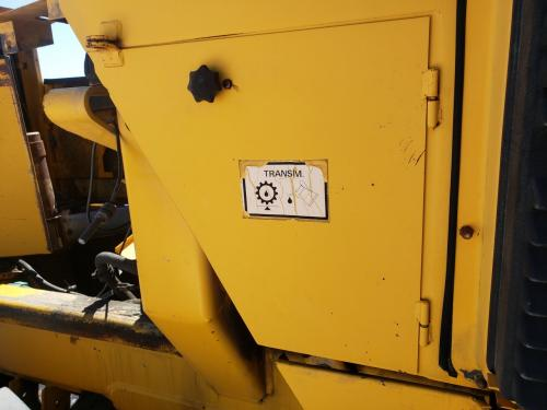 1989 Volvo L50B Right Body, Misc. Parts