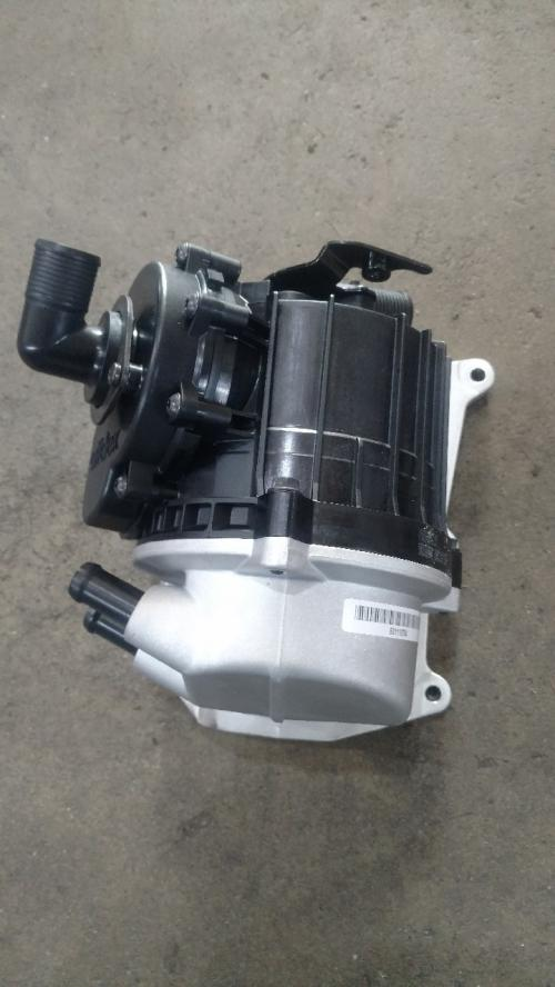 International DT466E Crankcase Breather