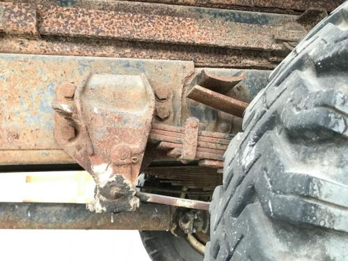 Ford F800 Leaf Spring, Rear