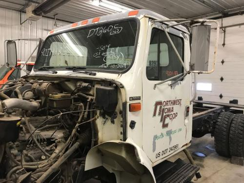 International 4700 Cab Assembly