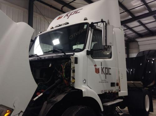 2007 Volvo VNM Cab Assembly: Shell Day Cab