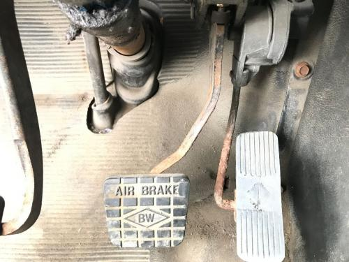 International 4900 Foot Control Pedals