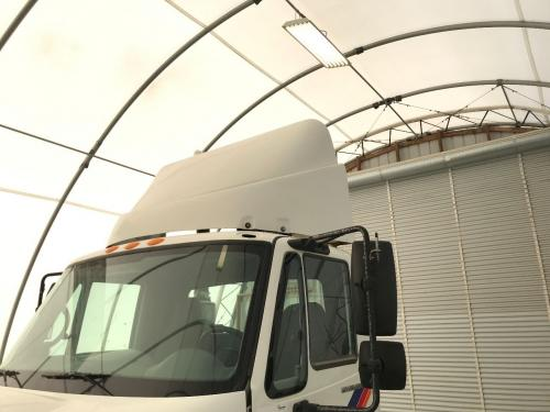 International 8600 Wind Deflector