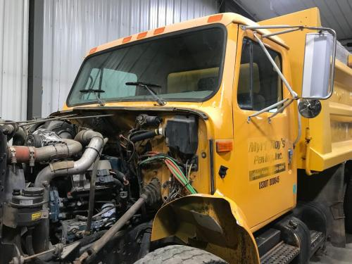 International 4900 Cab Assembly