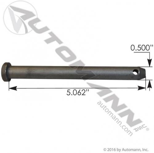 International 9300 Suspension, Misc. Part