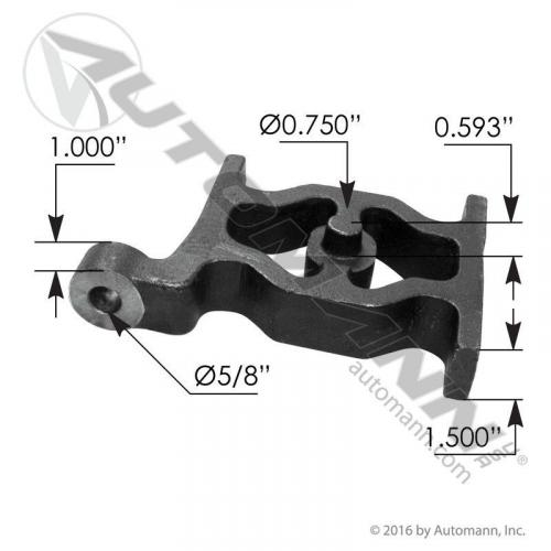 International 4300 Suspension, Misc. Part