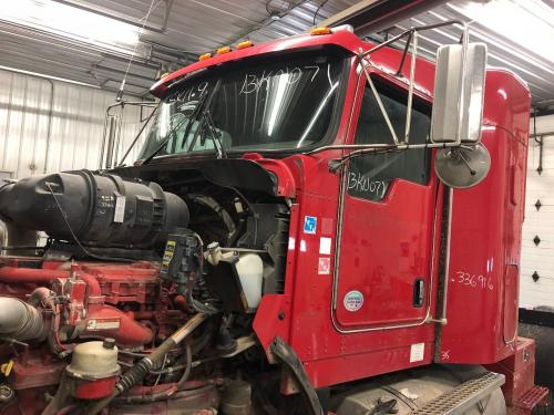 2013 Kenworth T800 Cab Assembly: Complete Aero