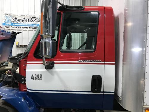 International 4300 Door