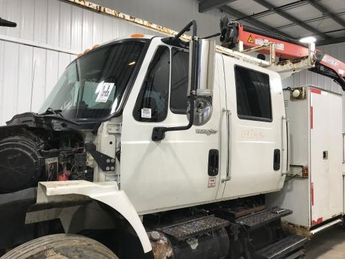 Complete Cab Assembly, 2009 International WORKSTAR : Crew Cab