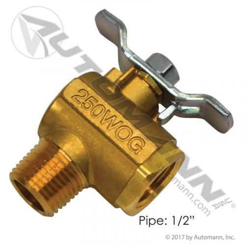 Paccar  Water Valve
