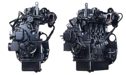 Cat 3024 Engine Assembly