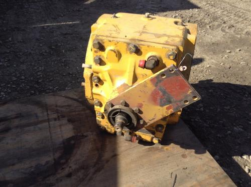 2001 Galion 850B Equip Axle Assembly, Rear: P/N 1437866H91