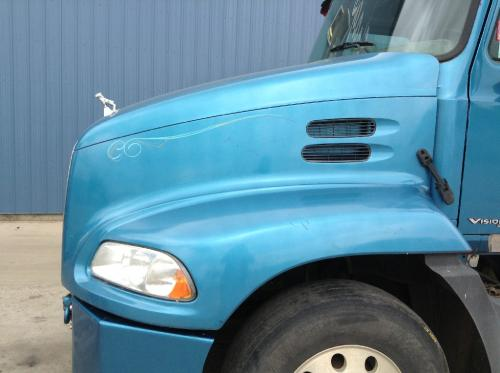 2001 Mack CX VISION Hood: Blue